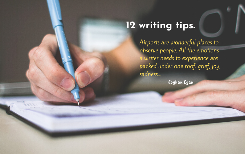 12 writing tips