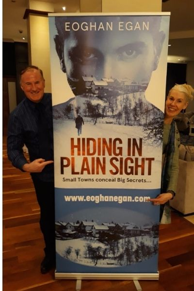 Eoghan Book Launch