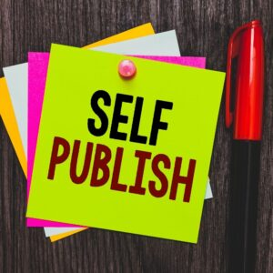 Self Publish Mentoring